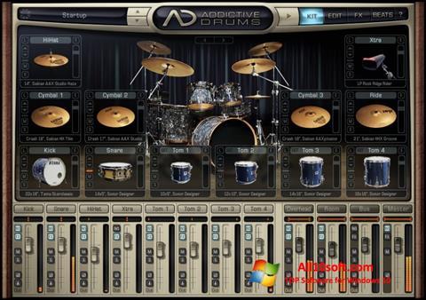Στιγμιότυπο οθόνης Addictive Drums Windows 10