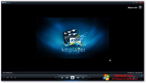 Στιγμιότυπο οθόνης KMPlayer Windows 10