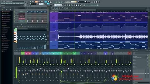 Στιγμιότυπο οθόνης FL Studio Windows 10