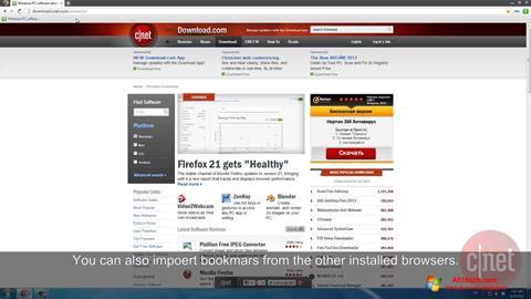 Στιγμιότυπο οθόνης Comodo Dragon Windows 10