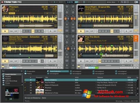 Στιγμιότυπο οθόνης Traktor PRO Windows 10