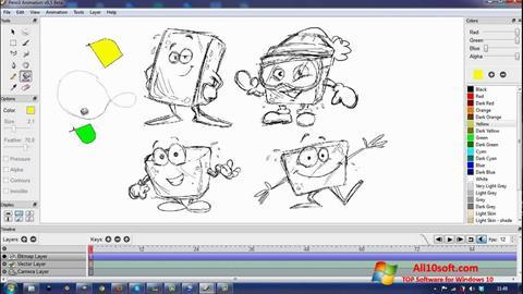 Στιγμιότυπο οθόνης Pencil Windows 10