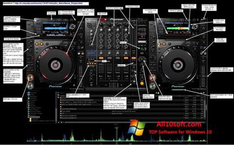 Στιγμιότυπο οθόνης Virtual DJ Windows 10